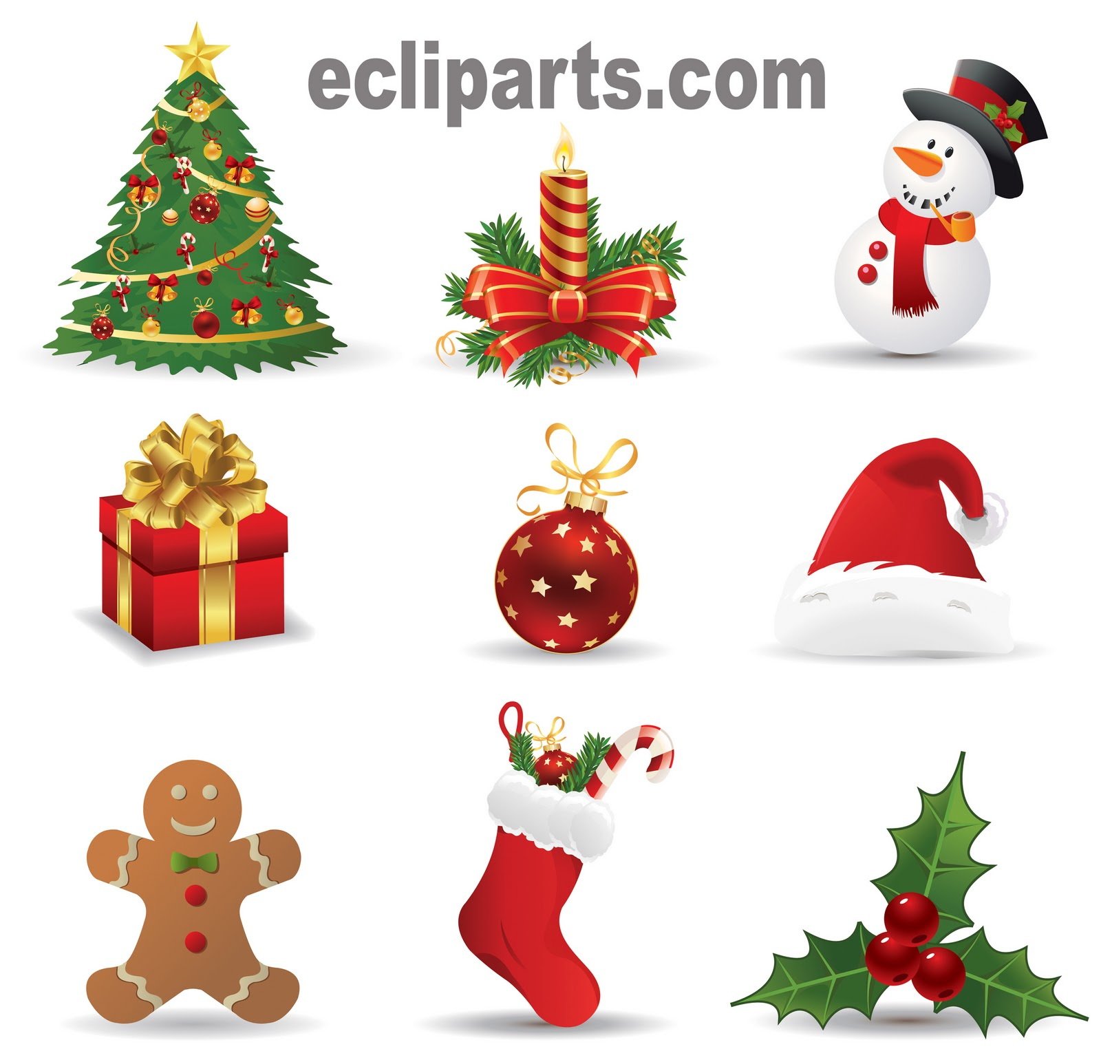 Free jpeg christmas clipart clip art freeuse Free christmas jpegs clipart - ClipartFest clip art freeuse