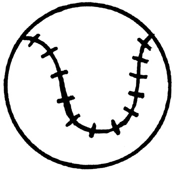 Free jpeg clip art clip art transparent library Free clip art baseball - ClipartFest clip art transparent library