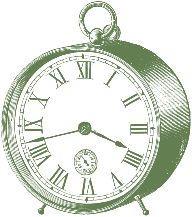 Free jpeg clipart clipart transparent stock Free Clip Art Images - Vintage Clocks | Oh So Nifty Vintage Graphics clipart transparent stock
