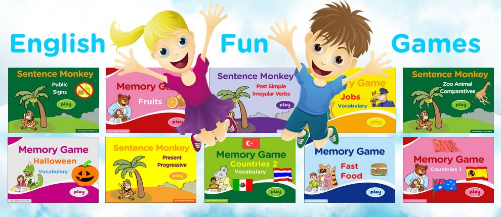 Free jpg clipart for english second language classes picture library download Games for Learning English, Vocabulary, Grammar Games, Activities, ESL picture library download