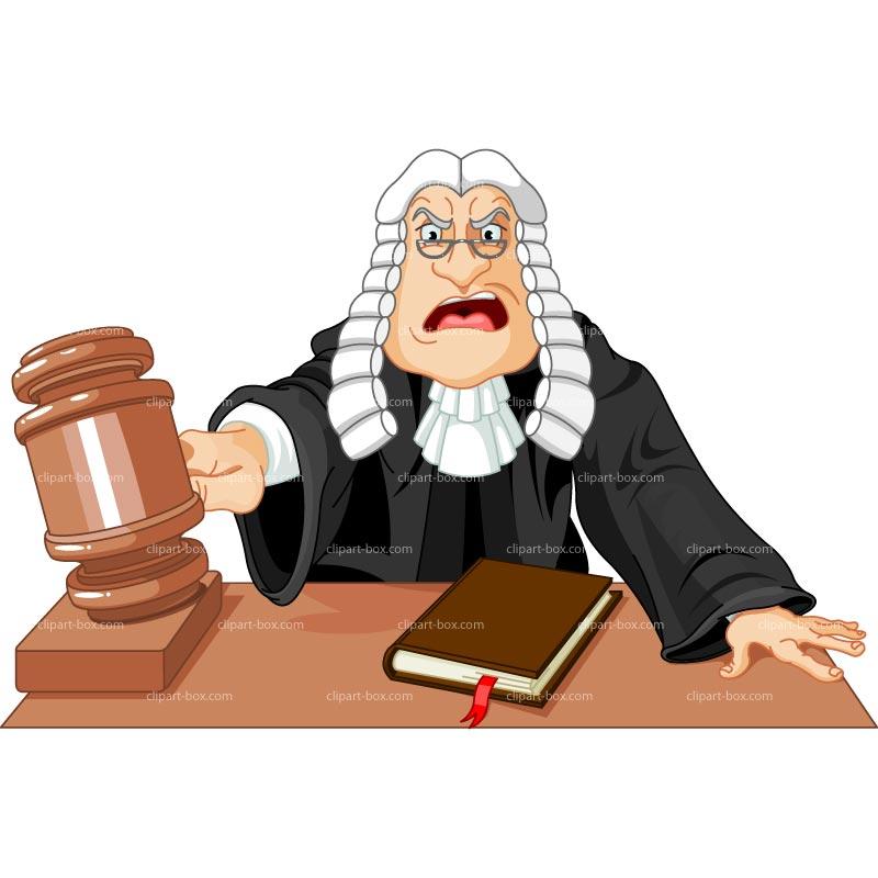 Free judge clipart.  clip art clipartlook