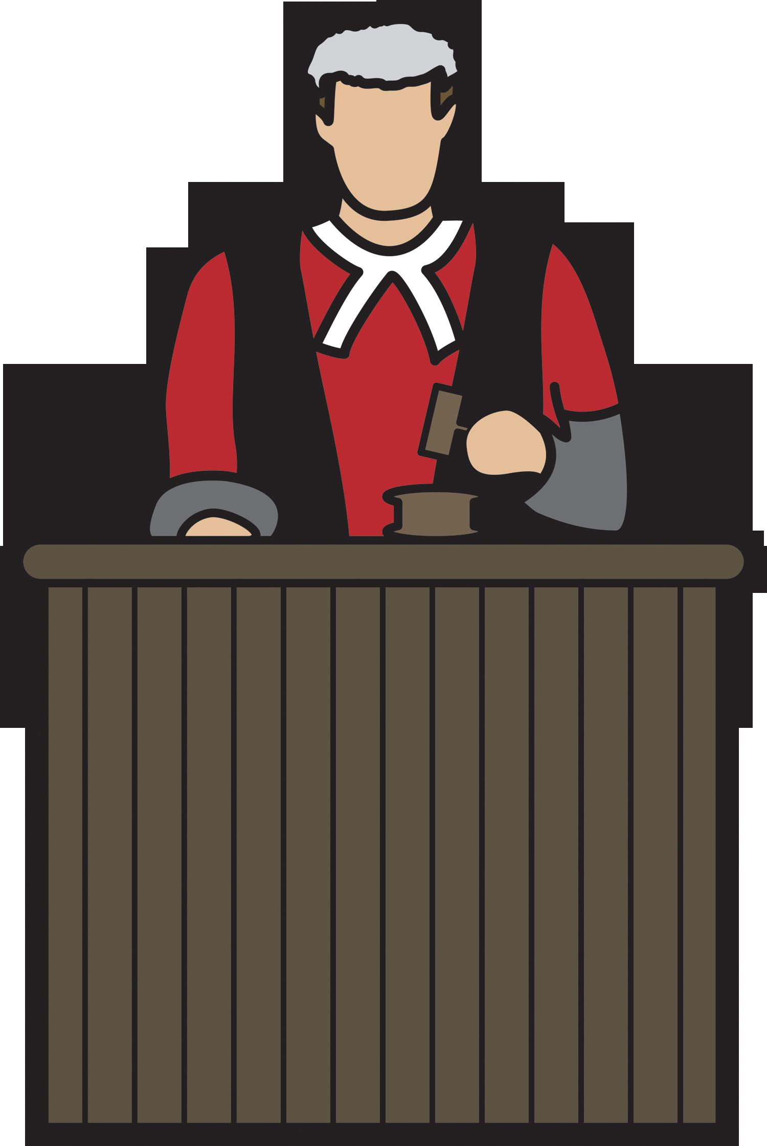 Cartoon download clip art. Free judge clipart