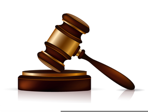 Free judge clipart. Gavel images at clker
