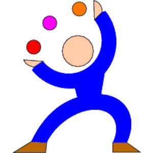Juggle cliparts download clip. Free juggler clipart