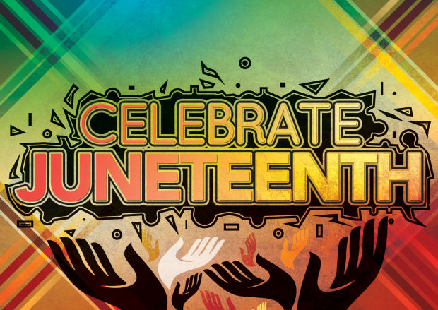 Free juneteenth clipart clipart library stock Annual Juneteenth Celebration – Grand Fun GP clipart library stock