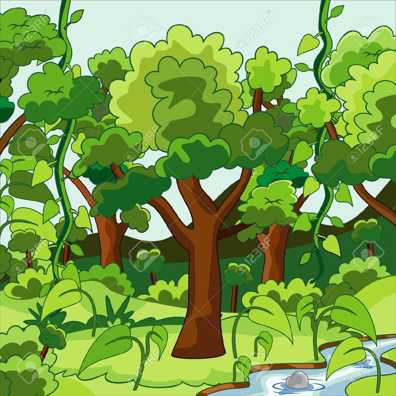 Free jungle clipart png transparent download Jungle Clip Art Free | Clipart Panda - Free Clipart Images png transparent download