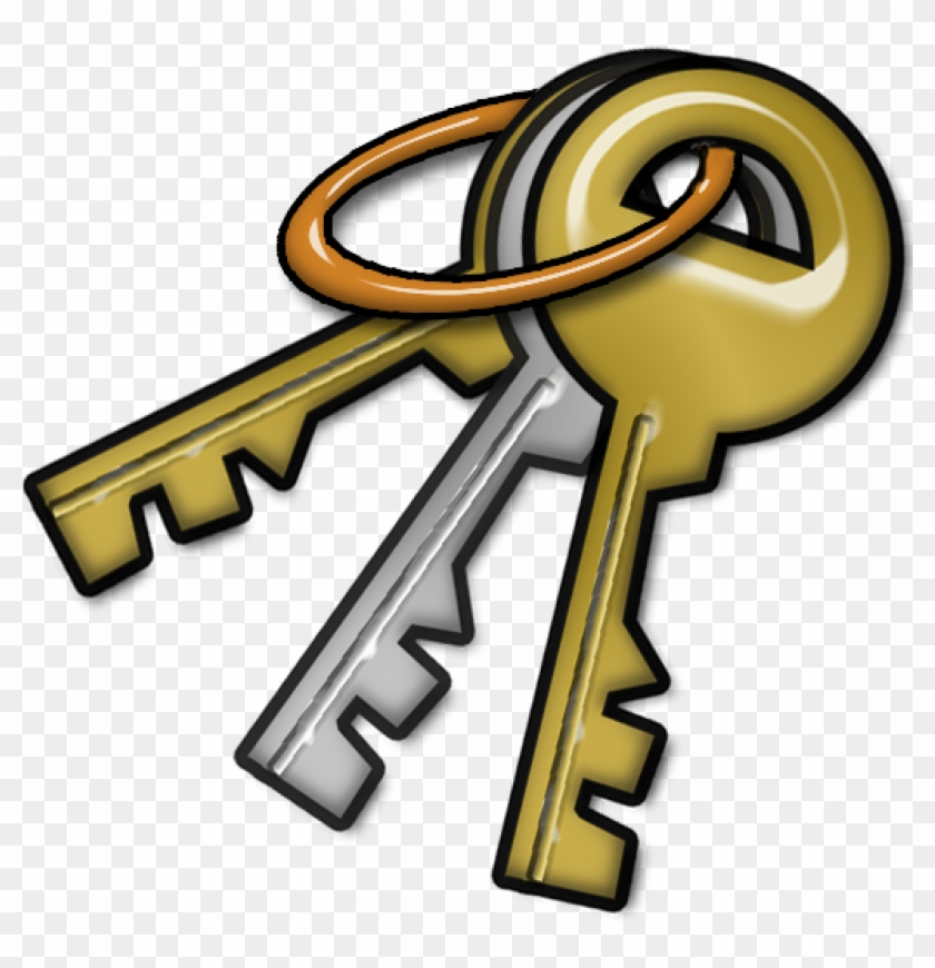 Clip art images . Free key ring clipart