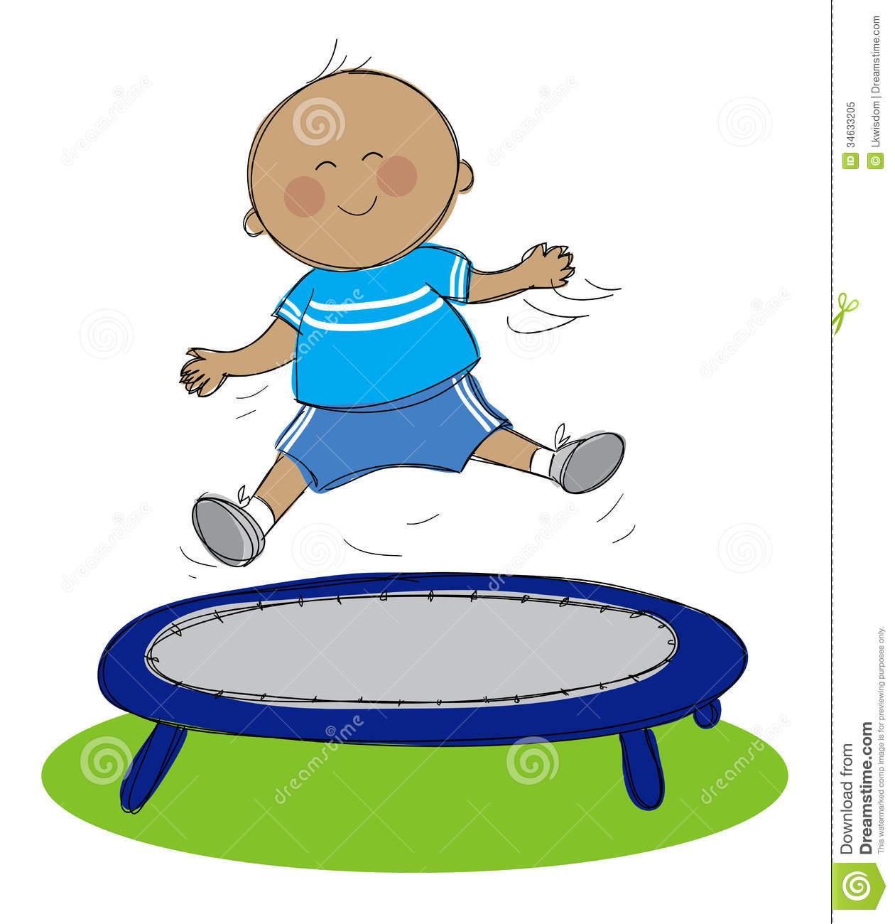 Free kids jumping on tramp and white clipart free Trampoline Clipart   Free download best Trampoline Clipart on ... free