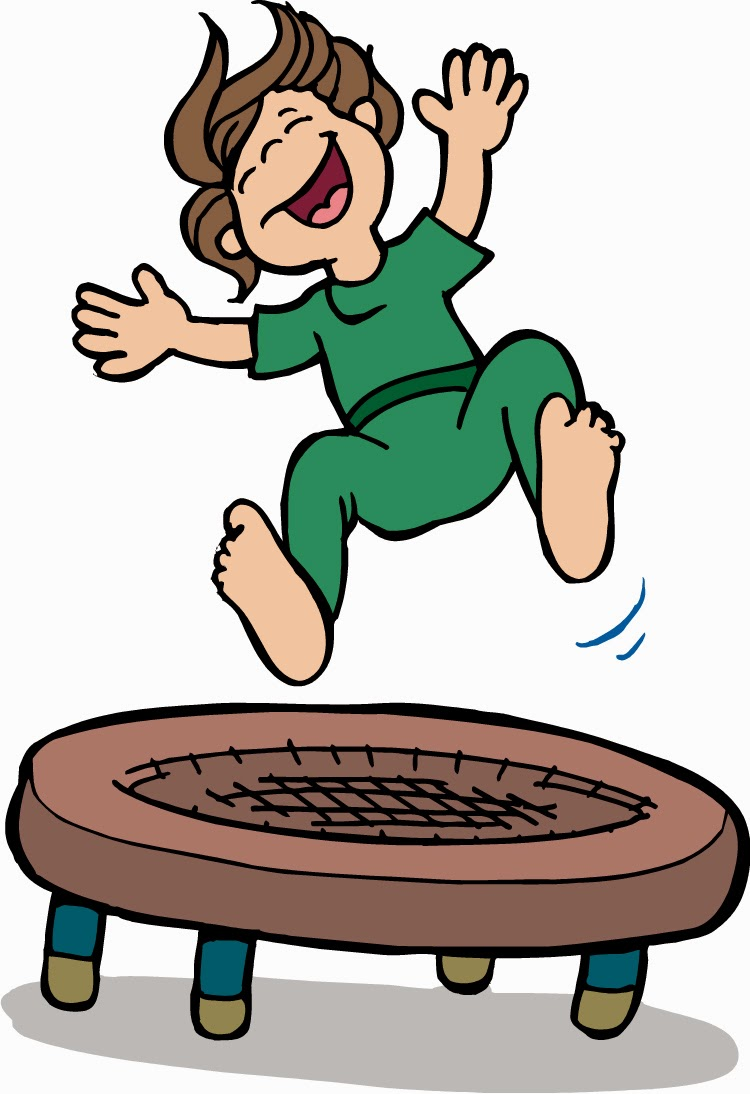Free kids jumping on tramp and white clipart image Free Cute Trampoline Cliparts, Download Free Clip Art, Free Clip Art ... image