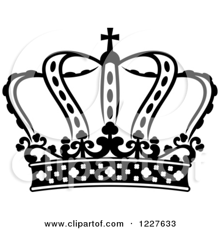Free king crown clip art png free library Royalty-Free (RF) King Crown Clipart, Illustrations, Vector ... png free library