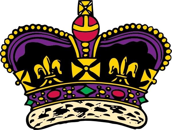 Free king crown clip art clip art royalty free download Clothing King Crown clip art Free vector in Open office drawing ... clip art royalty free download