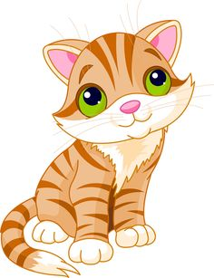 Look at hq clip. Free kitten clipart images