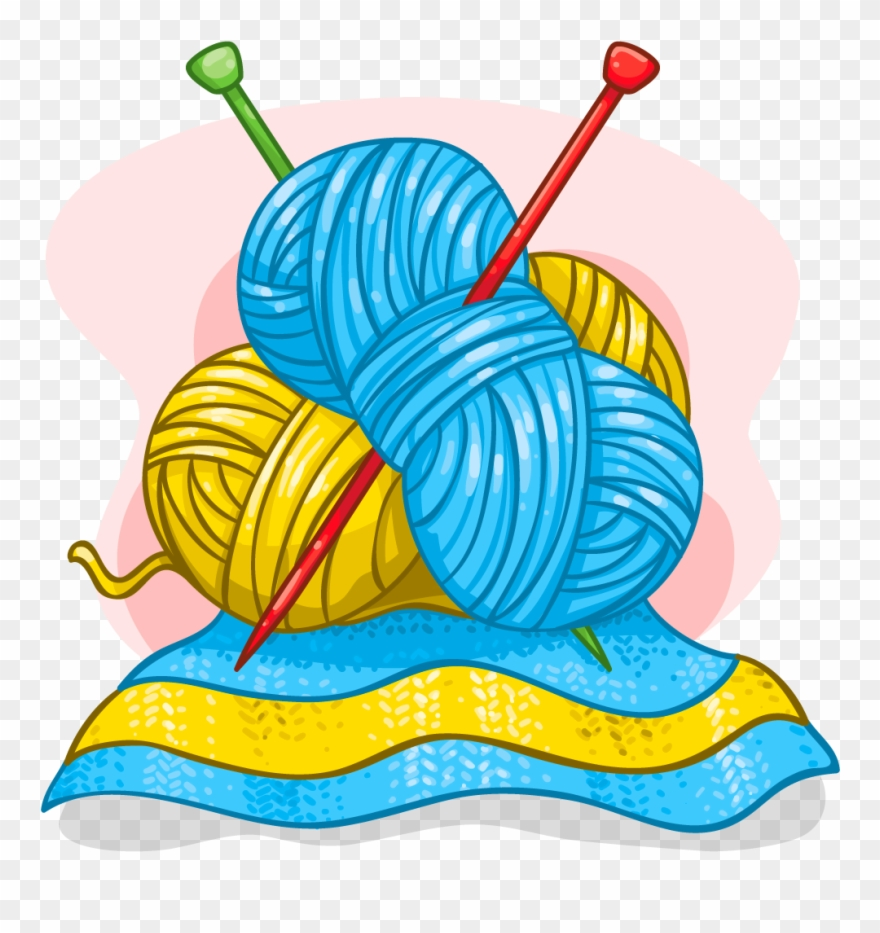 Free knitting images clipart. Banner download and crochet