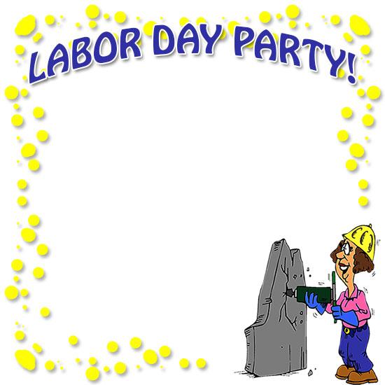 Free labor day clipart borders vector transparent stock Free Labor Day Borders - Clipart vector transparent stock