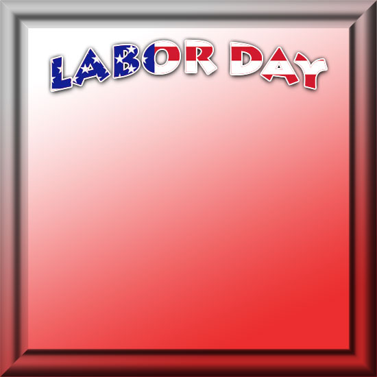 Free labor day clipart borders svg free stock Free Labor Day Borders - Clipart svg free stock