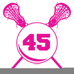 Girls at clker com. Free lacrosse images clipart