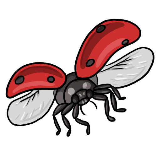 clip art drawings. Free ladybug clipart downloads