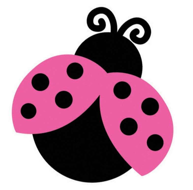 Free ladybug clipart downloads. Pink cliparts download clip
