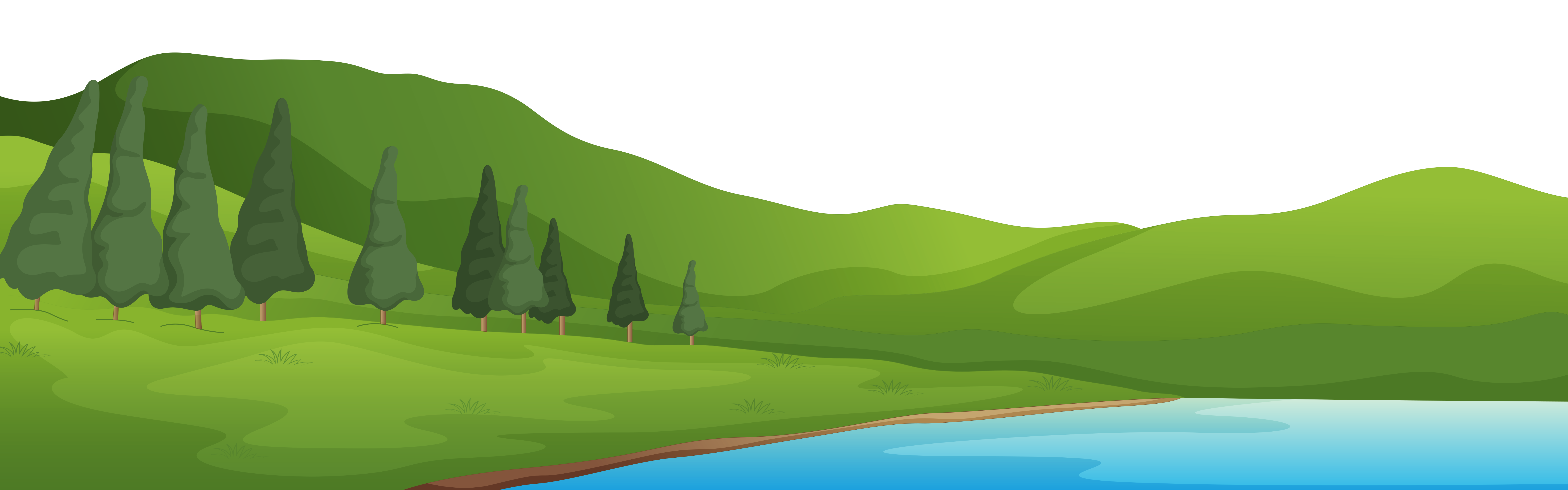 Lake view clipart image freeuse library Mountain and Lake Ground PNG Clipart | Gallery Yopriceville - High ... image freeuse library