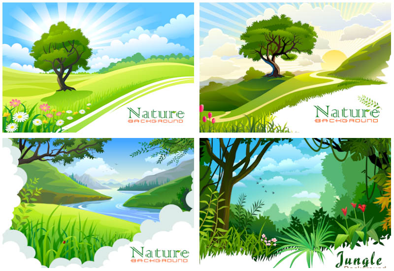 Free landscape clipart images png stock Free Nature Landscape Cliparts, Download Free Clip Art, Free Clip ... png stock