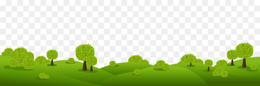 Free landscape clipart images picture black and white Family Tree Drawing png download - 3000*1000 - Free Transparent ... picture black and white
