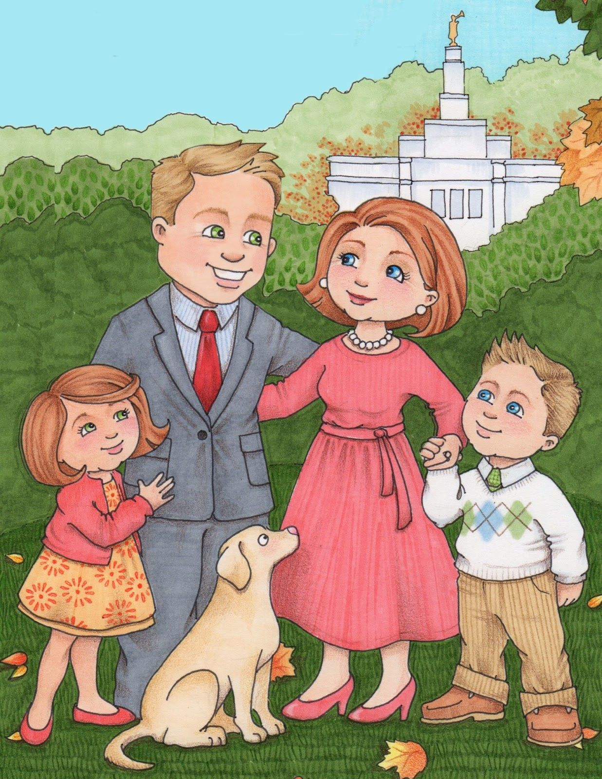 Free lds clipart family graphic library susan fitch design: Families are Forever Free download | Primary ... graphic library