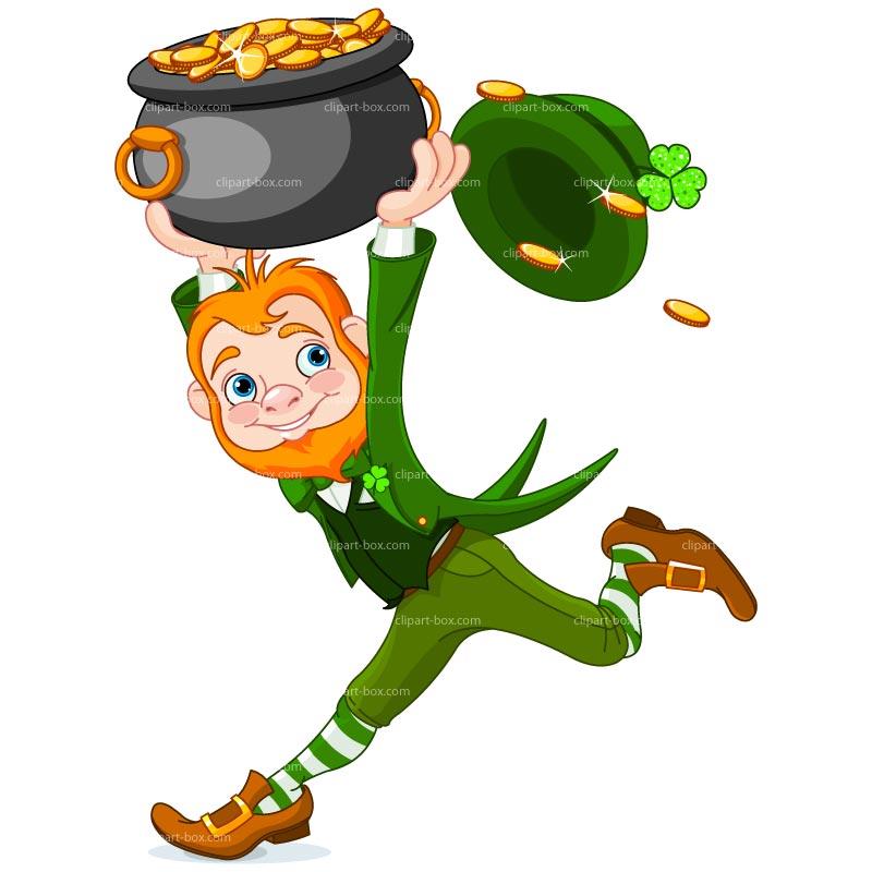 Irish kid cliparts . Free leprechaun clipart