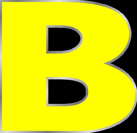 Free letter b clipart svg freeuse download Letter B Clipart Clipart - Free to use Clip Art Resource svg freeuse download