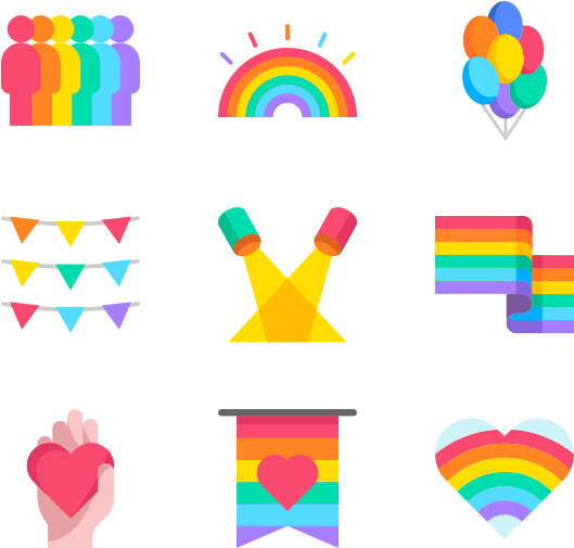 Vector png photo clip. Free lgbt clipart