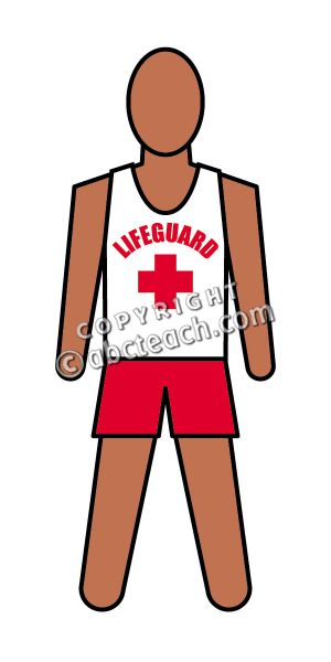 Free lifeguard clipart. Download best on