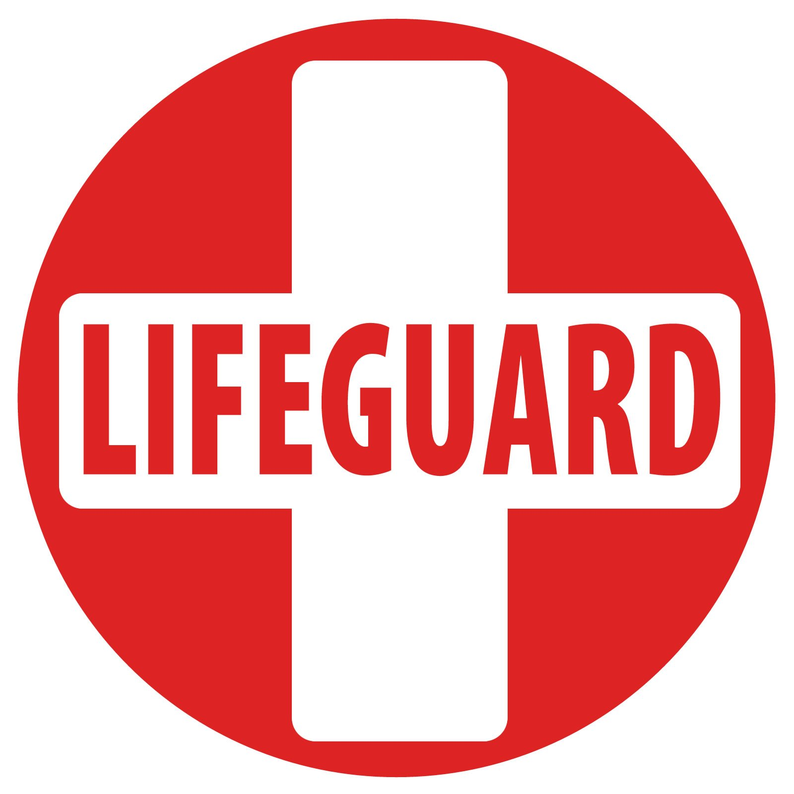 Free lifeguard clipart vector library library Lifeguard Logo Clip Art free image vector library library