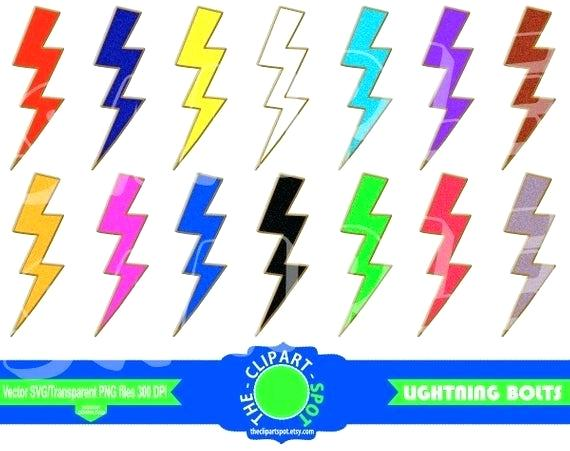 Amusing bolt clip art. Free lightning clipart to use for commercial use