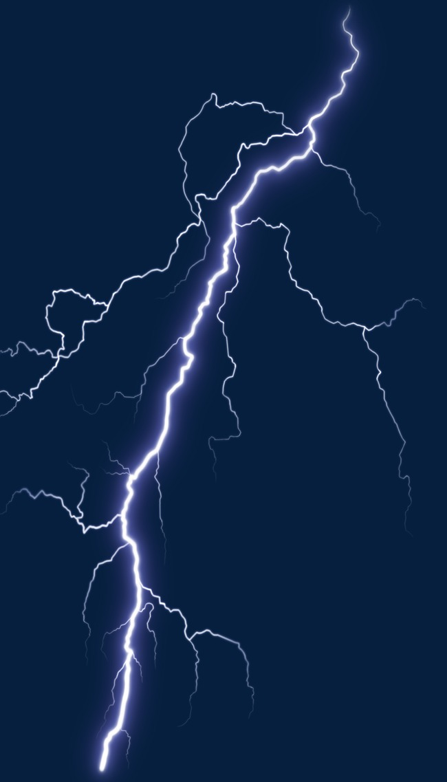 Free lightning clipart to use for commercial use. Vivid thunder png