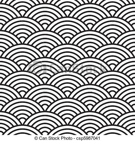 Free line art patterns clipart freeuse library Free line art patterns - ClipartFest clipart freeuse library