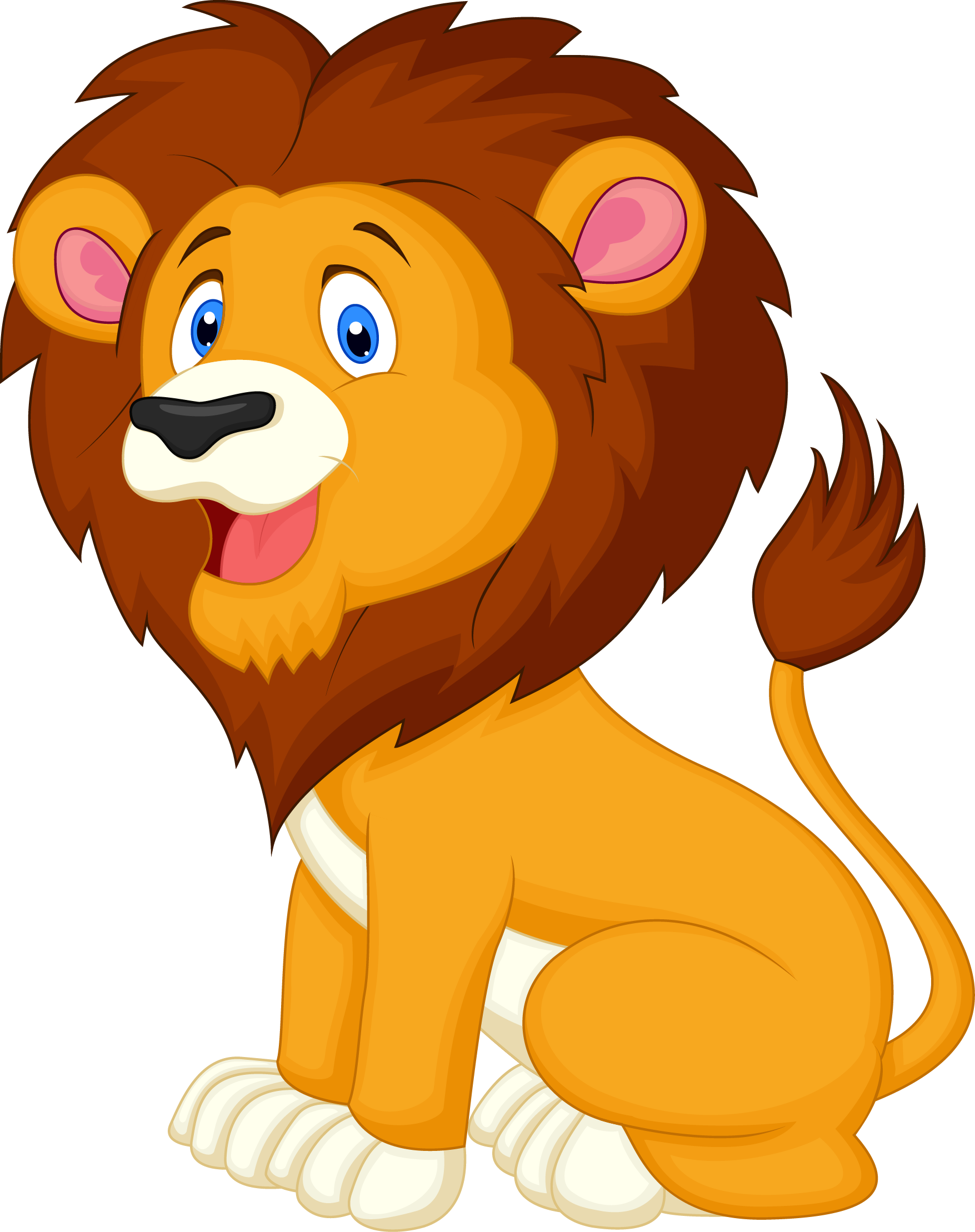 Free lion clipart banner library stock Lion Clipart for download free – Free Clipart Images banner library stock