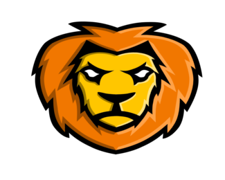 Free lion mascot clipart picture library download Lion Mascot Logo Designed by user1503995581 | BrandCrowd picture library download