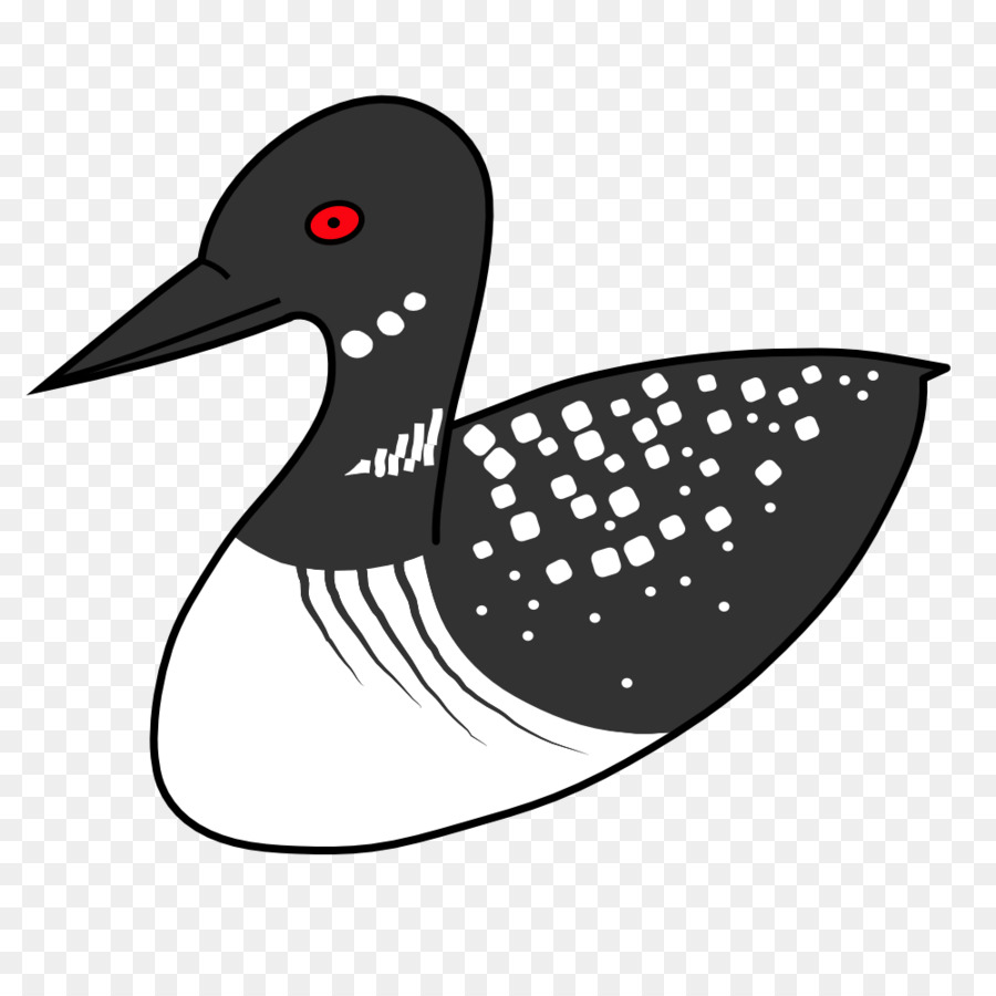 Free loon clipart. Png transparent images pngio