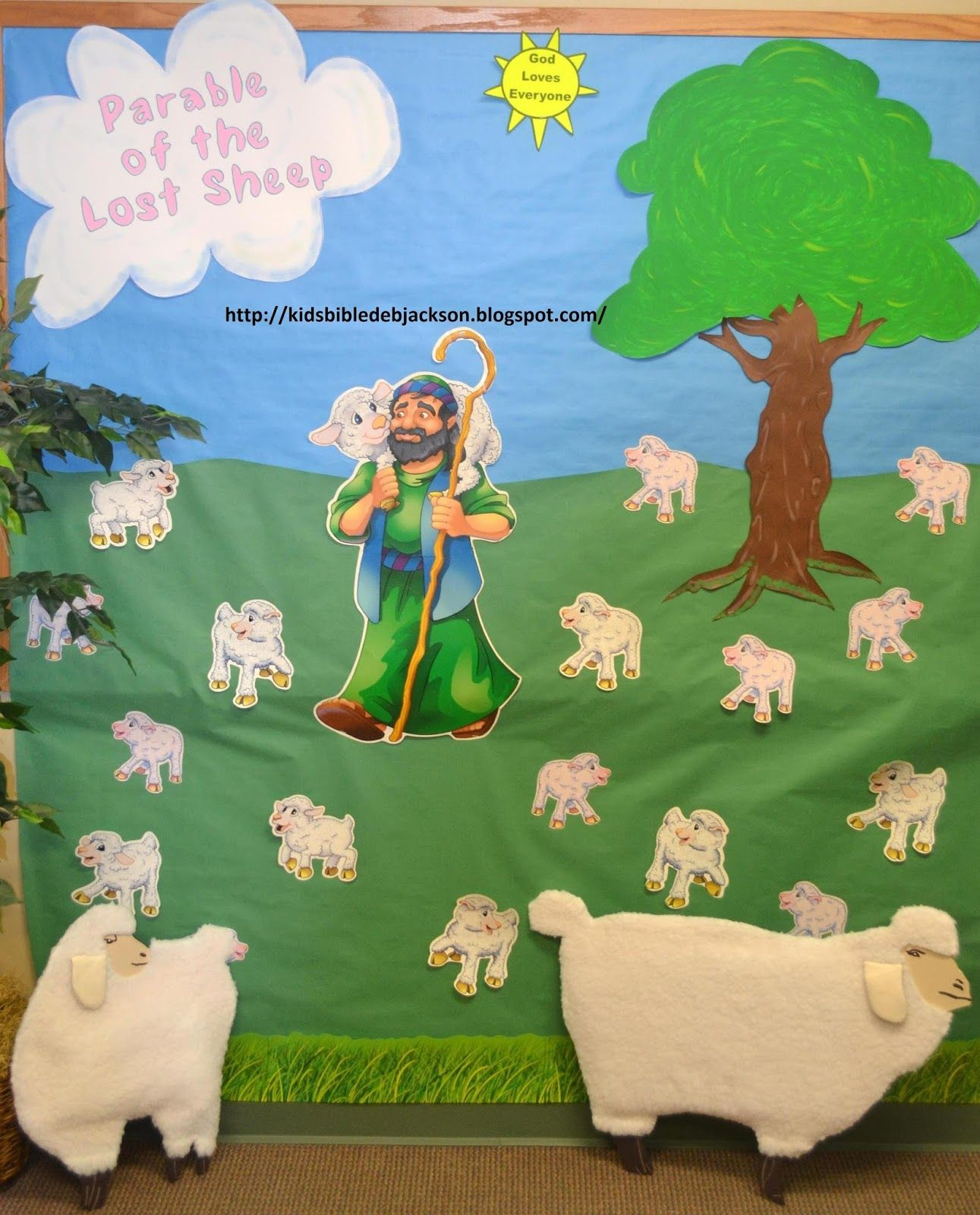 Free lutheran clipart lamb of god feeds his sheep picture freeuse stock Pinterest picture freeuse stock