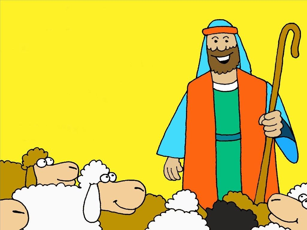 Free lutheran clipart lamb of god feeds his sheep banner free library Free Visuals: The Lord is my Shepherd Psalm 23 | Bible: David ... banner free library