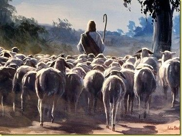 Free lutheran clipart lamb of god feeds his sheep svg free library The sheep and the shepherd (John 10:16) | Text | Quotes + Typography ... svg free library