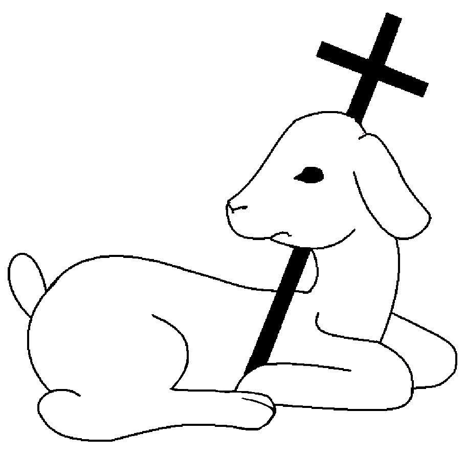 Free lutheran clipart lamb of god feeds his sheep clipart transparent download Pin by Sherri Becerra on Journaling | Christian symbols, First ... clipart transparent download