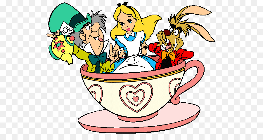 Tea party png download. Free mad hatter clipart