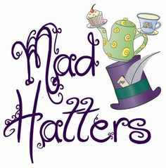 clipartlook. Free mad hatter clipart