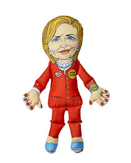 Free madam president cartoon clipart graphic royalty free stock Fuzzu Presidential Parody Dog or Cat Toy graphic royalty free stock