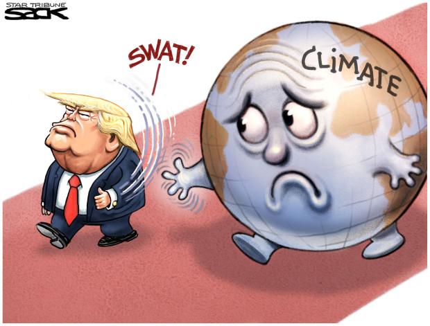 Free madam president cartoon clipart clip transparent Drawn to the News: 12 cartoons on Donald Trump\'s climate decision clip transparent