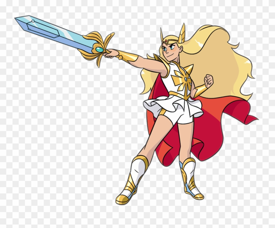 Free madam president cartoon clipart banner transparent library Adora, Also Known As She Ra, Is The Main Titular Protagonist ... banner transparent library