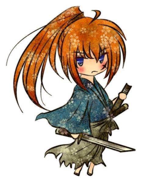 Free manga clip art vector library download Kenshin Himura ~Rurouni Kenshin | Rurouni Kenshin | Pinterest ... vector library download