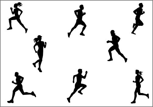 Marathon running clipart clip free library Free Marathon Running Cliparts, Download Free Clip Art, Free Clip ... clip free library