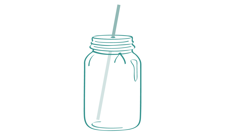 Free mason jar clipart graphic free library Free Mason Jar Vector, Download Free Clip Art, Free Clip Art on ... graphic free library