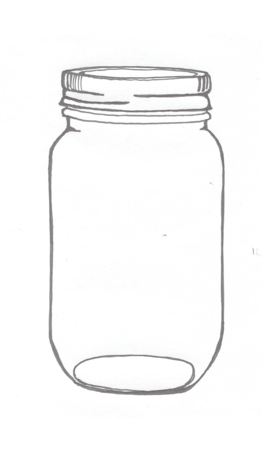 Canning jar clipart stock Mason jar on mason jars clip art and free printable - Cliparting.com stock